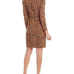 Beautiful Donna Karan Leopard print dress